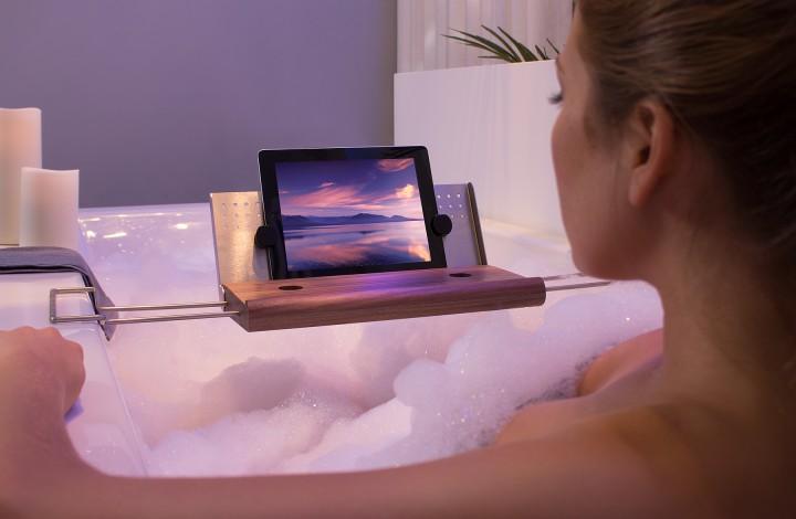 Mocasin das tabletm bel wanne for Tablett badewanne
