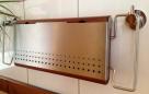 Wandhalterung für Mocasin - universal Tablethalterung Holz